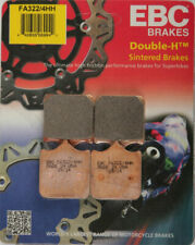 EBC Double-H HH Sintered Superbike Brake Pads / One Pair (FA322/4HH)
