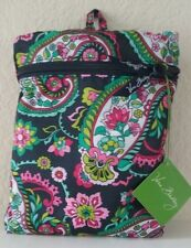 Vera Bradley Collapsible Duffel - Petal Paisley - New With Tags!