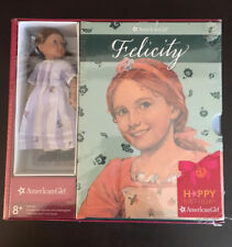 Felicity American Girl Collectible 6 Book Set and Mini Doll Vintage Boxed Set