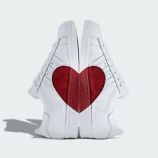 Adidas Superstar 80s половина сердца мужская женская обувь кеды хит размер 5-11