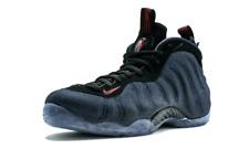 "Nike FOAMPOSITE ONE Gr. 40 US 7 Obsidian Blue Black Red 314996 404 ""Denim Pack"""