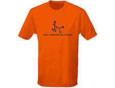 Now I Understand Chinese Funny Mens T-Shirt (12 Colours)