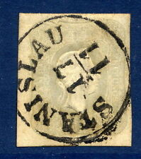 AUSTRIA 1861 Newspaper stamp used