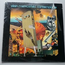 ALAIN MARKUSFELD-contempotus LP vinyl US 1st Press 1979 Ambient KRAUT