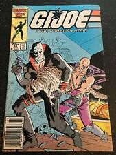 Gi-joe#49 Awesome Condition 8.0(1986) 1st Serpentor App, Zeck Cover!!