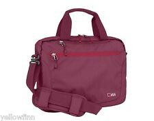 STM Swift Small Shoulder Messenger Bag, for 13 Inch Laptop and Tablet - Dark red