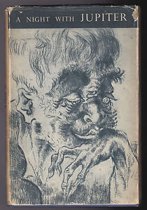 Miguel Asturias / Henry Miller - A Night With Jupiter - 1st/1st 1947 in Jacket