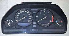 Bmw e34 coche familiar instrumento 62118359355 diesel 6218359362 cluster Tachometer