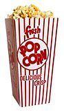 48E Open Top Popcorn Box (100/Case)