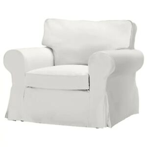 Ikea cover set for Ektorp Armchair in Blekinge White  200.475.96.