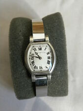 ++ MONTRE DAME TIFFANY & Co ARGENT MASSIF Sterling Silver Lady Watch Longines