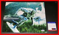 🔥 Doug Jones Signed Silver Surfer Fantastic Four 11X14 Poster Picture PSA JSA