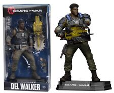 "Gears OF WAR del colore blu Walker Tops 7"" figure McFarlane in magazzino"