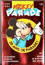 MICKEY PARADE n°193 ¤ 01/1996 ¤ TBE