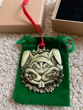 blink 182 Christmas Ornament Sold Out Rare 466/500 Limited Edition Travis Barker