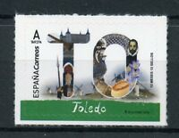 Spain 2018 MNH Toledo 12 Months 12 Stamps 1v S/A Set Tourism Architecture Stamps