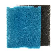 HQRP Coarse & Flat Box Filter Pads for Tetra 19015 26592 26593 6598 SF1 FK5 FK6