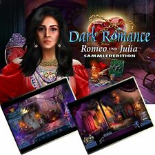 ⭐️ Dark Romance 6 - Romeo und Julia - Sammleredition - PC / Windows ⭐️