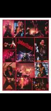 Giant Sealed 1982 Judas Priest Bi-Rite Jumbo Huge 40x60 Subway Poster Last One