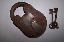 Winchester Firearms Factory Lock with Keys, works
