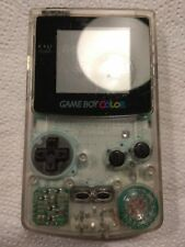 Nintendo GameBoy Color #GBC #Neotones Ice #Clear #Original #Refurbished #Horror