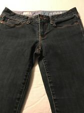 Gap 1969 Curvy Boot Cut Women's Stretch Blue Jeans Size 8 Or 29 X 33