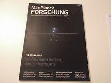 Max Planck Forschung Das Wissenschaftsmagazin 04 2012