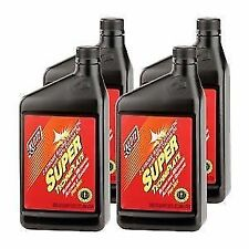 Klotz Super TechniPlate Motor Oil - 2-Stroke Oil - 32oz - 4 Quarts / 1 Gallon MX