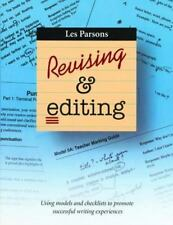 Revising & Editing: Using Models and Checklists to Promote Successful Writing