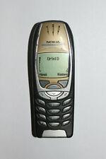 Nokia 6310 - Schwarz (Ohne Simlock) Handy teildefekt