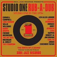 CD SUDIO ONE  Rub A Dub    Compil Soul Jazz Records    NEUF Emballé