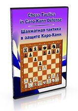 Chess Tactics in Caro-Kann Defense