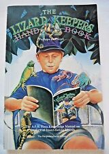The Lizard Keeper's Handbook by Philippe de Vosjoli (1994, Paperback) *NEW*