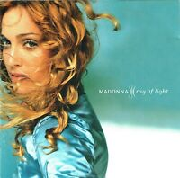 (CD) Madonna - Ray Of Light - Frozen, Drowned World / Substitute For Love,u.a.