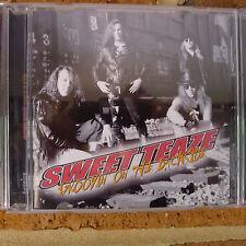 Sweet Teaze - Groovin' On The Backside CD (OOP, Rare, Suncity Records)