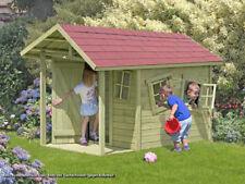 Kinderhaus Crazy Andy Kinderspielhaus Gartenhaus aus Holz Spielhaus Holzhaus