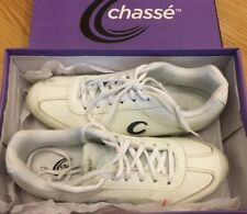Chassé Cheerleading Shoes, used, Size 8, Style 'Pulse'