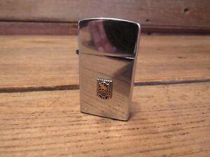 Vintage PARK Lighter ALLIED MILLS 25 Years Service Award Lighter