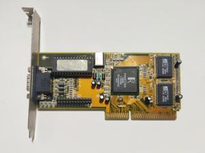 Rendition Verite V2200 8 MB AGP Video Card
