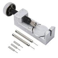 ver banda correa enlace Pin Remover herramienta Kit de reparacion para reloj O2