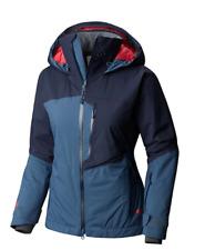 Mountain Hardwear Women's Vintersaga Hooded Waterproof Ski Winter Jacket NWT