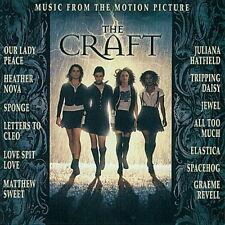 OST (HEATHER NOVA / JEWEL) - CRAFT (CD)