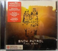 "Snow Patrol - Final Straw (CD 2004) Features ""Run"" ""Spitting Games"" ""Chocolate"""