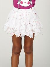Roxy Kids Sz 5 Medium Skirts Tiering Stars