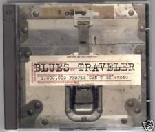 """Blues Traveler """"1,000,000 People Can't Be Wrong"""" 2x CD Black Crowes"""