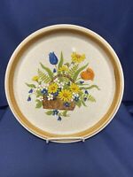 Mikasa Stone Manor GARDEN BOUQUET dinner plate