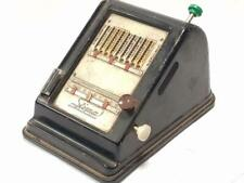 Antigua calculadora Sumadora MECANICA  STIMA antique ADDING MACHINE 1932