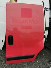 Peugeot Bipper CItroen Nemo Fiat Firorino Passenger Side Sliding Door RED 08-16