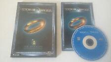 LE SEIGNEUR DES ANNEAUX LA COMMUNAUTE DE L'ANNEAU - JEU PC CD ROM COMPLET