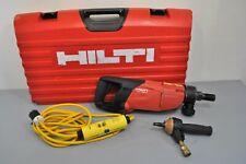Hilti Dd 150-U Handheld Electric Diamond Rig Core Drill Wet Dry Concrete Masonry